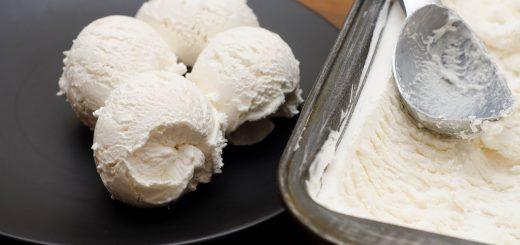 Basic Vanilla Ice Creamwithout using an ice cream maker